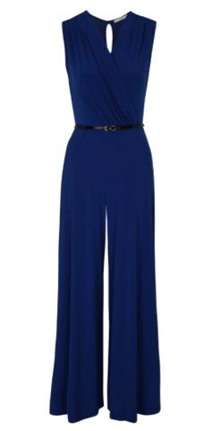 Blue Jumpsuit from George Asda #georgeousdresses