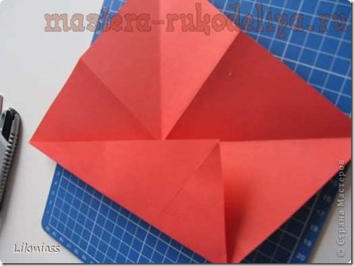 flor de pascua origami (7)