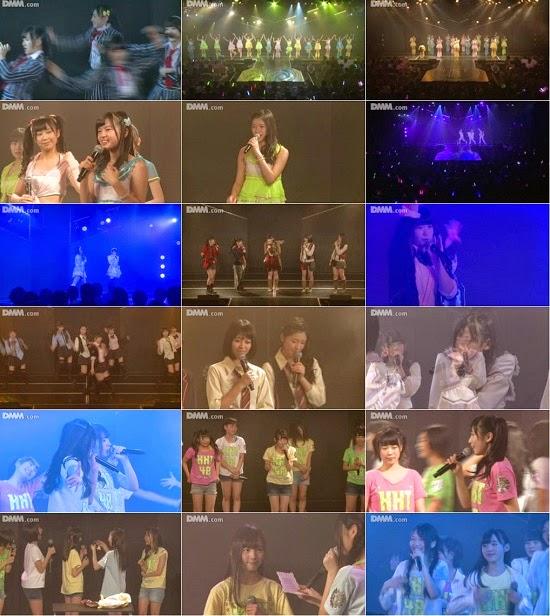 "(LIVE)(公演) HKT48 ひまわり組 ""パジャマドライブ"" 荒巻美咲の生誕祭 150131 & 150208 & 150209"