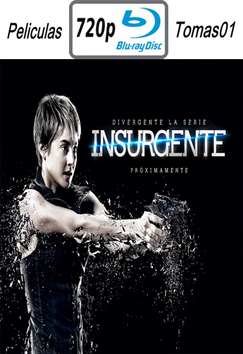 insurgente (2015) [BRRip 720p/Dual Latino-ingles]