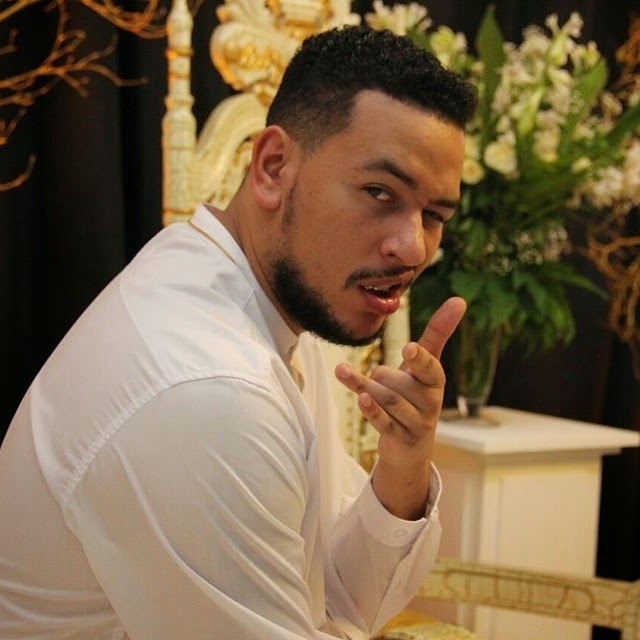 Rapper Aka Speaks Swahili During An Interview In Tanzania.