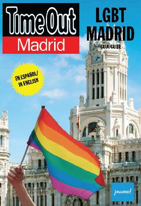 Guía turística Madrid LGBT