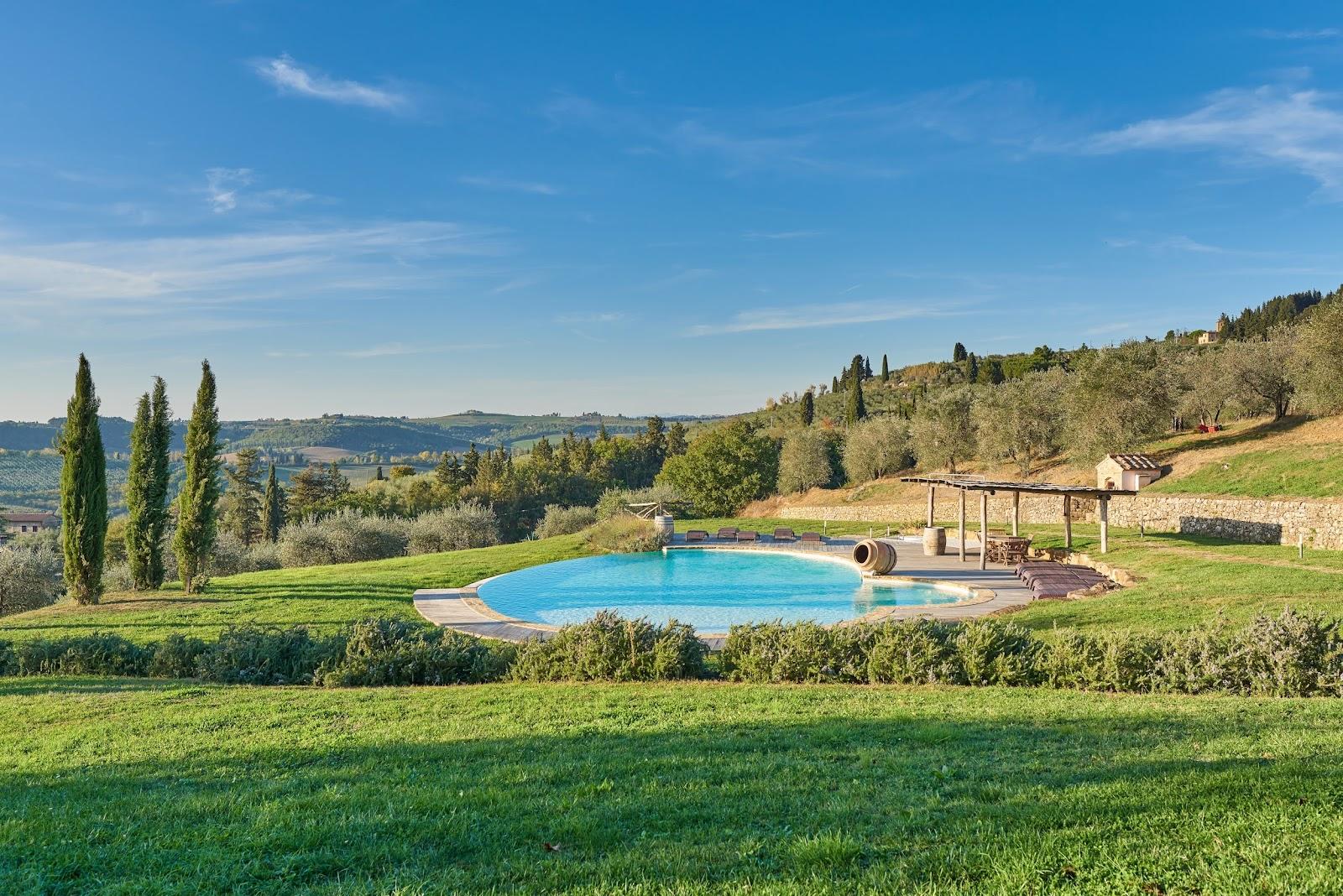 Ferienhaus Villa Belvedere (769342), Poggibonsi, Florenz - Chianti - Mugello, Toskana, Italien, Bild 4