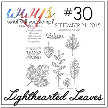 wwys light hearted leaves