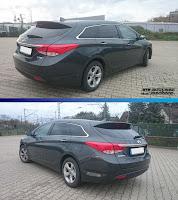 Scheibentönung-Hyundai I40