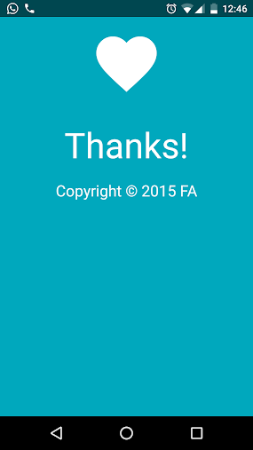 FA Donation Basic APK