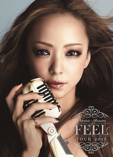 [TV-SHOW] 安室奈美恵 – namie amuro FEEL tour 2013 (2014.02.26/DVDISO/7.52GB)