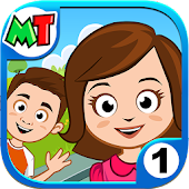 Game My Town : Home Dollhouse version 2015 APK