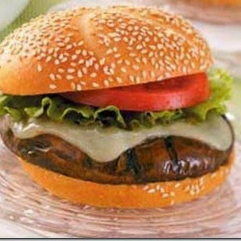 Cheeseburger chay - Kim