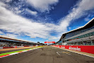 Mainstraight of Silverstone circuit