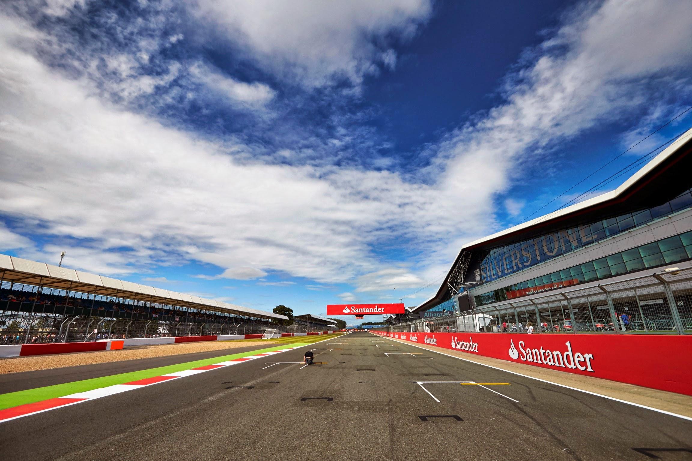 Формула-1, Сильверстоун, Гран-при Великобритании