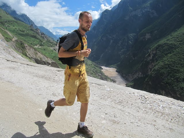 Our trek in Tiger Leaping Gorge