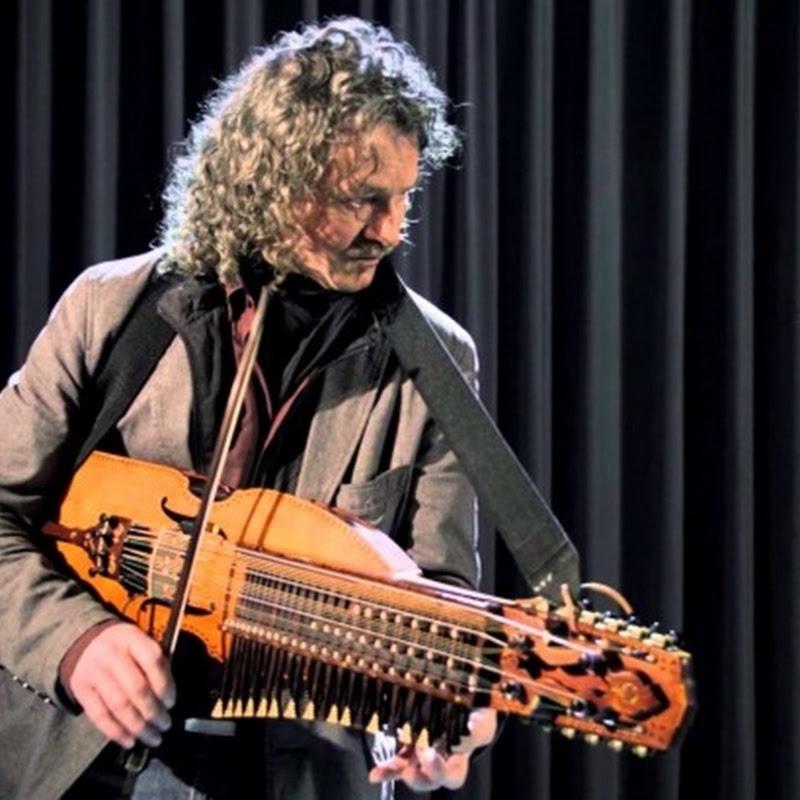 Nyckelharpa - conheça esse instrumento musical da Idade Média
