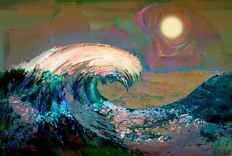 """The """"Wave"""" piece from the """"1999"""" collection"""