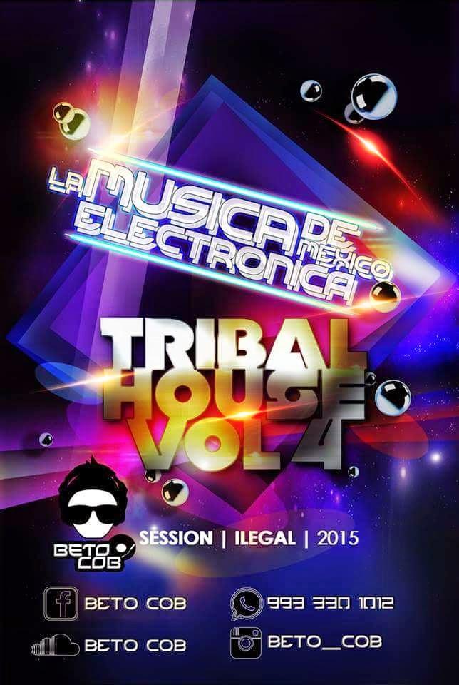 Dj zorak la musica electronica de m xico tribal house for Tribal house music 2015