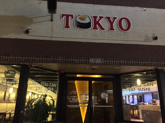 Foodie Post Tokyo Sushi Old Market Omaha Nebraska