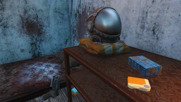 Fallout 4 So Kommen Sie Zu Einem Hazmat Suit Mit 1000