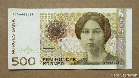 Mata uang Krone