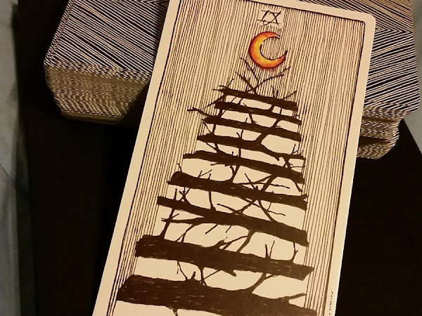 October 3rd | Tarot Challenge