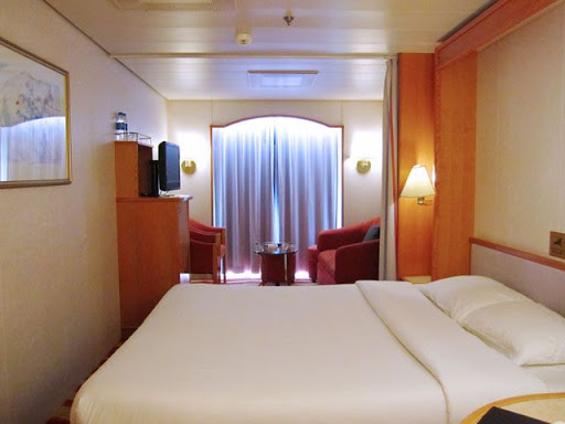 Super Star Aquarius - Superior Ocean View Stateroom ( Cabin )