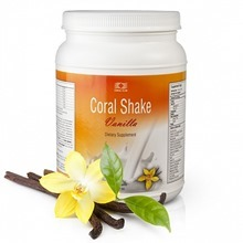 Coral Shake Vanilla / Корал Шейк ваниль