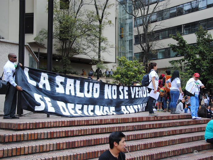 Colapso y riesgo en la salud de Bogotá por políticas de Peñalosa