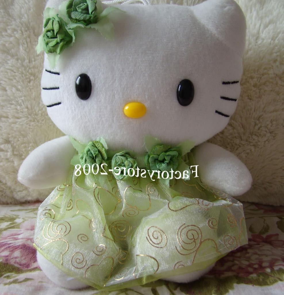 RED Hello kitty wedding dress plush toy celebrate gift   eBay
