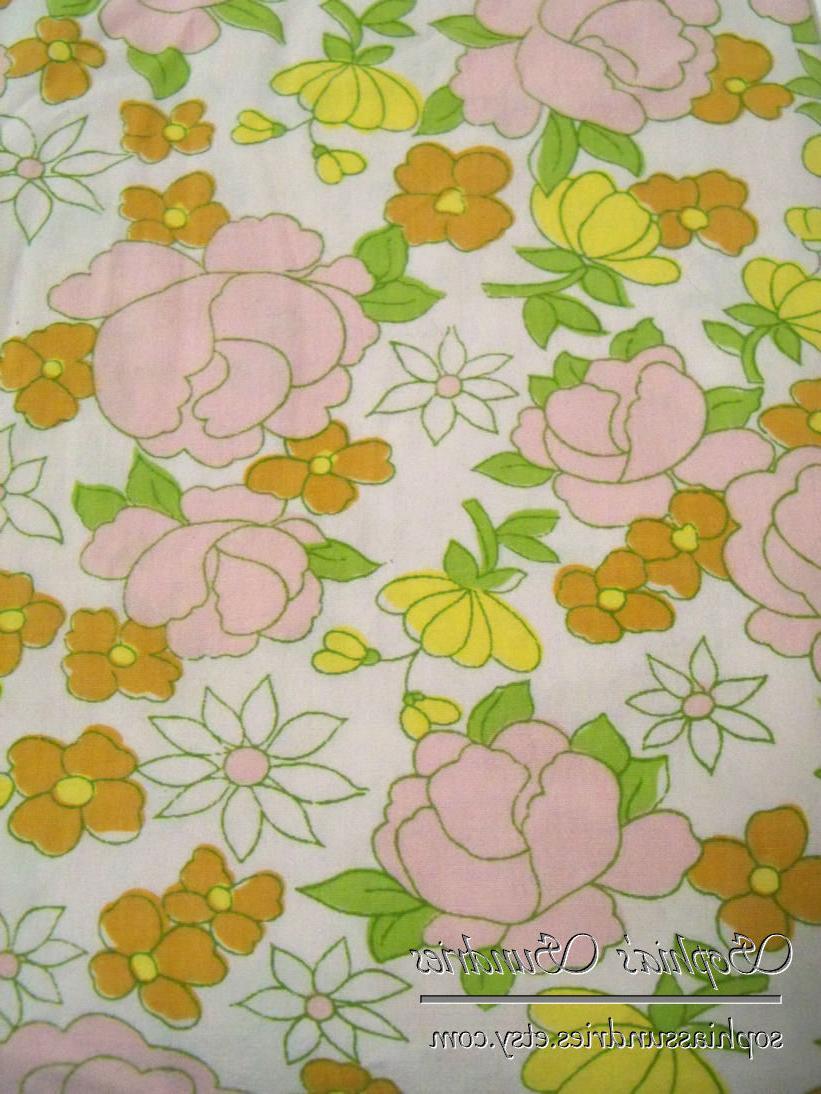 Pink, Orange & Yellow Floral