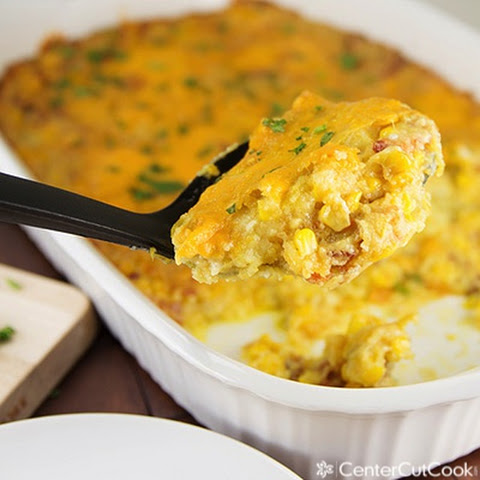 Corn Casserole With Cream Cheese And Sour Cream Recipes | Yummly