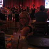 Hannah in the Wildhorse Saloon in Nashville TN 09032011