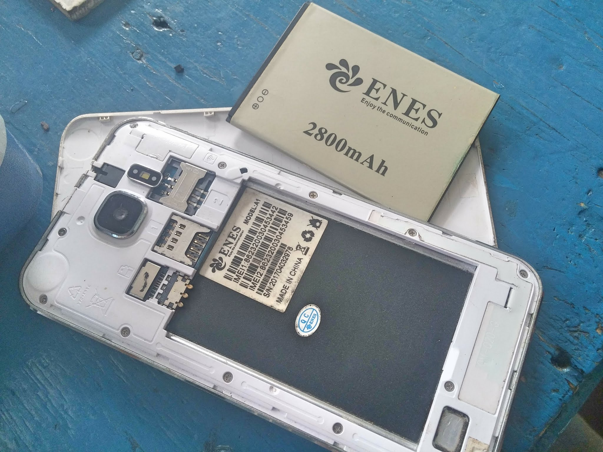Image of ENES A1 Firmware