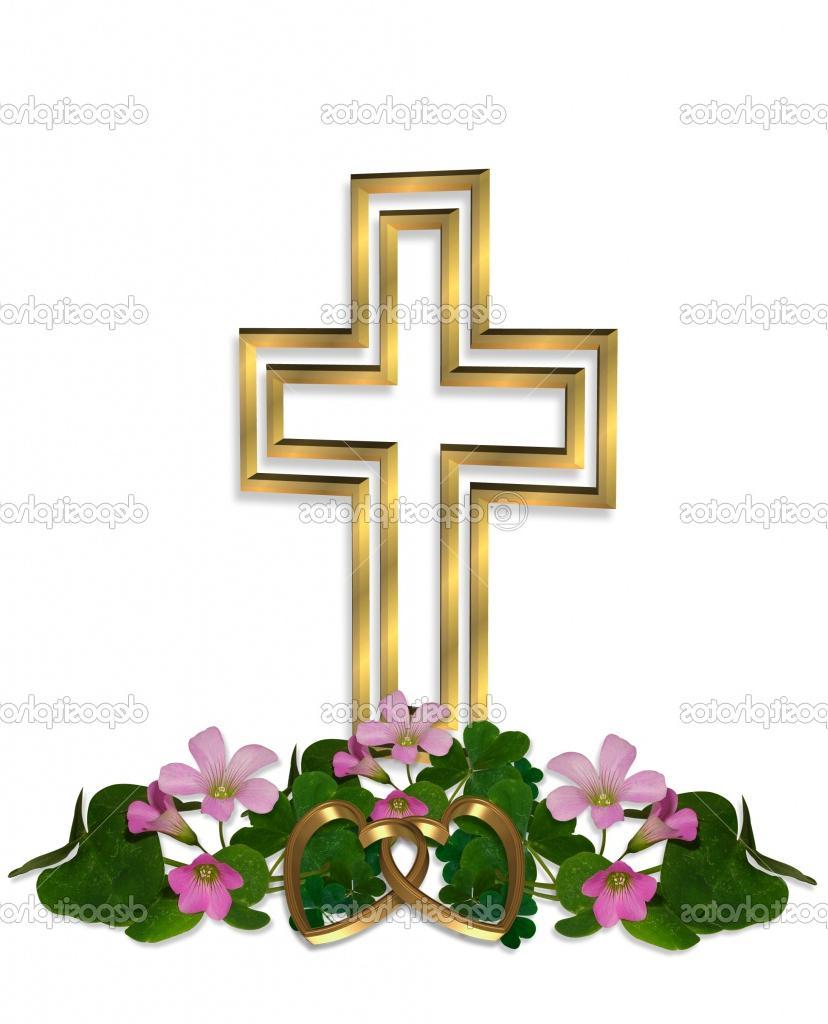 Christian cross for
