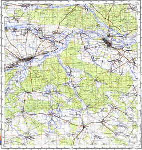 Map 100k--m35-035--(1981)