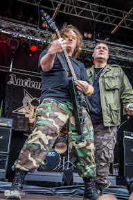 Ancient Rites au Motocultor 2015