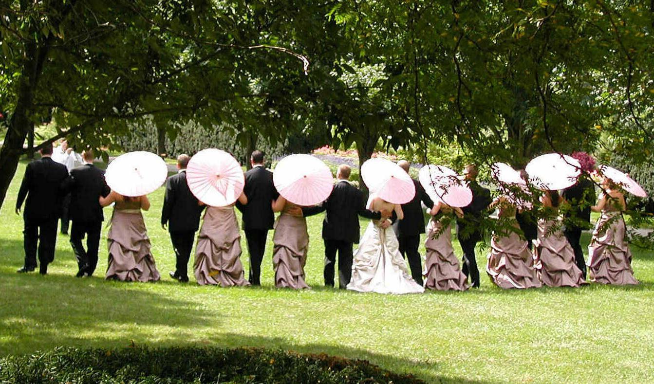 Romantic Simplicity Wedding