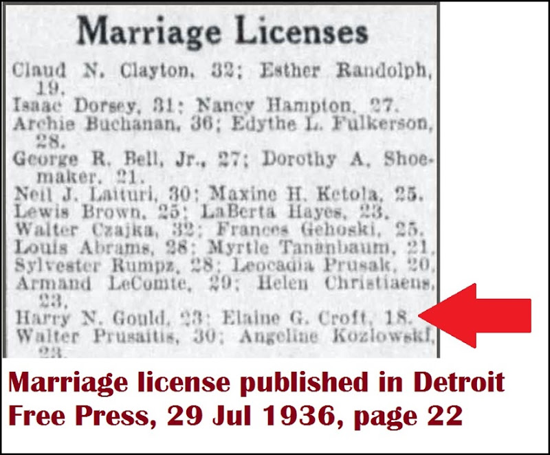 GOULD_Harry_N__and__Elaine_Croft_marriage_license_DFP_29_Jul_1936_pg_22_annotated