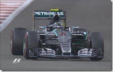 Nico Rosberg ha conquistato la pole del gran premio di Abu Dhabi 2015