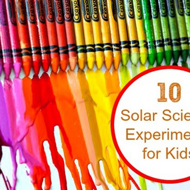 10 Fun Solar Experiments for Kids