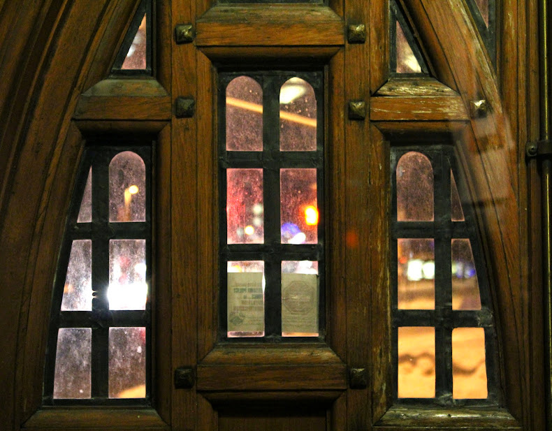 Door detail, Knox Presbyterian, Ottawa