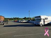 Little Creek Casino Parking Lot Camping