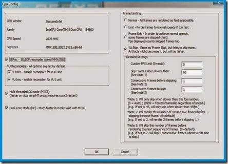 cara menggunakan pcsx2 di komputer