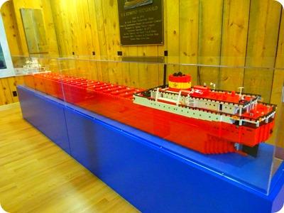 Lego Edmund Fitzgerald