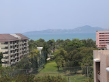 spacious 1 bedroom with very beautiful view for sale      for sale in Pratumnak Pattaya