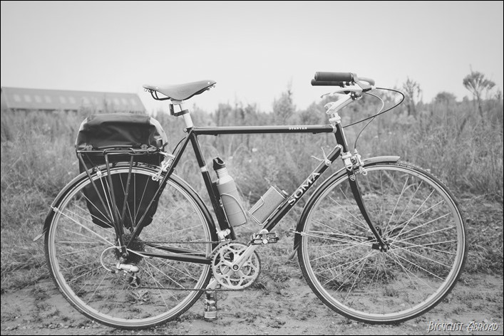 Stanyan with Pannier
