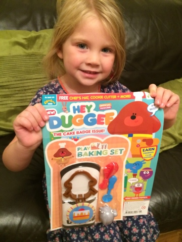 Maegan Clement - Hey Duggee Magazine - Emma in Bromley
