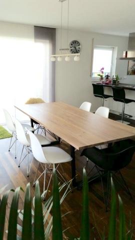 diy lampe im industrial look liz 39 s casa. Black Bedroom Furniture Sets. Home Design Ideas