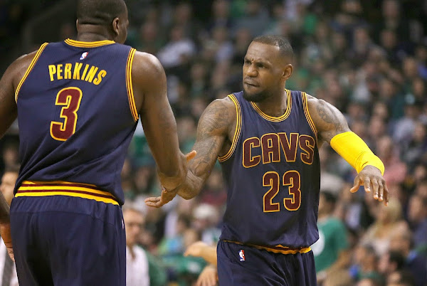 Cavaliers Send Celtics Home But May Be Without Love For a While