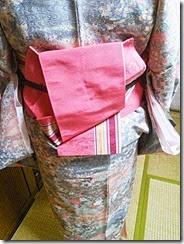 半巾帯の結び方 (3)