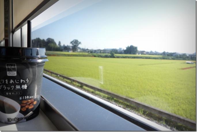 搭乘東武火車