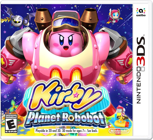[GAMES] Kirby Planet Robobot (3DS/EUR)